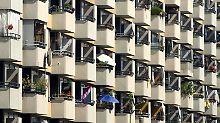 So lebt Deutschland: Mehr Wohnungen, höhere Mieten