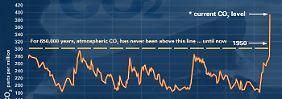 Sorge vor Trumps Leugner-Team: US-Forscher sichern hektisch Klimadaten
