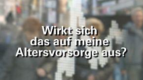 Geldanlage, Altersvorsorge, Immobilien: Folgen der Leitzinsentwicklung für deutsche Verbraucher