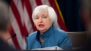 Schritt Richtung Normalität: Fed sendet mit Leitzinsanhebung Signal