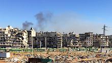 """Krieg in Syrien: """"Mit Assad gibt es keinen Frieden"""""""