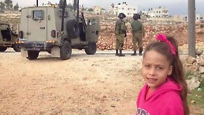 """Palästinensisches """"Kamerakind"""": Zehnjährige wird zum Internetstar im Propagandakrieg"""
