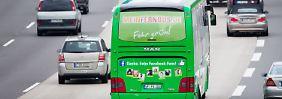 Der grüne Riese: Ist die Fernbus-Liberalisierung gescheitert?