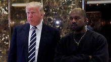 Es ist aus!: The Kanye macht mit The Donald Schluss