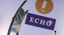 Schlechte Quoten, dissende Musiker: ARD nimmt Echo aus dem Programm