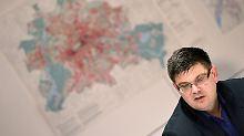 Umstrittene Stasi-Vergangenheit: Berliner Staatssekretär Holm bleibt im Amt