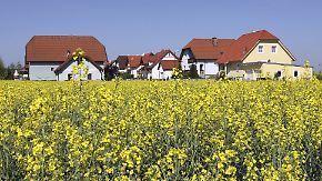 Es muss nicht immer ein Haus sein: Umfrage: So wollen die Deutschen wohnen