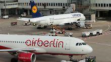 """Neuer Partner für Air Berlin: """"Lufthansa pickt sich Rosinen raus"""""""