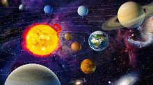 Hundert Sternschnuppen pro Stunde: Erde kommt Sonne besonders nah
