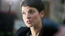 DNA-Analyse bei Straftaten: Petry will künftig nach Ethnie fahnden