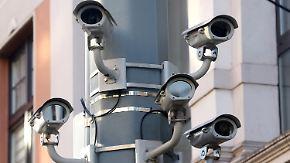 Stärkung der inneren Sicherheit: Bundeskabinett beschließt Ausweitung der Videoüberwachung