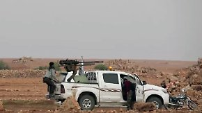 Terrorismus-Experte Ortmann vor Ort: So holen Schleuser IS-Aussteiger aus Syrien heraus