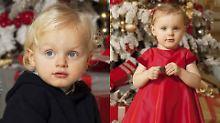 Wie süüüß!: Weihnachtsgrüße aus Monaco