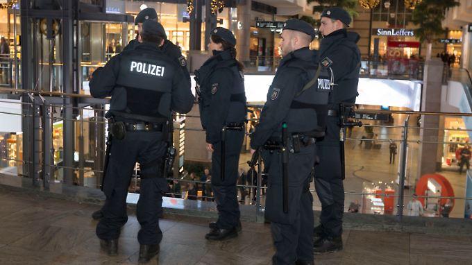 Festnahme von zwei Männern: Womöglich Anschlag in Oberhausen vereitelt