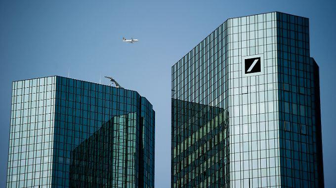 Dubiose Hypothekengeschäfte: Deutsche Bank zahlt Milliardenstrafe in den USA