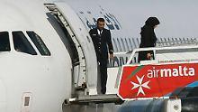Flugzeugentführung in Malta: Auch Crew frei - Geiselnahme beendet