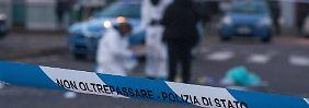 Mailänder Helden im Fall Amri: Politiker fordern Ehrung der Polizisten