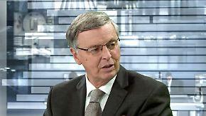 """Bosbach zur Sicherheitslage in Deutschland: """"So, wie es zurzeit ist, kann es nicht weitergehen"""""""