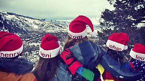 Promi-News des Tages: Heidi Klum feiert Weihnachten ohne Vito Schnabel, dafür mit Seal