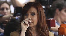 Ex-Präsidentin Argentiniens: Richter friert Cristina Kirchners Vermögen ein