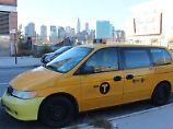 Taxi als Hotel