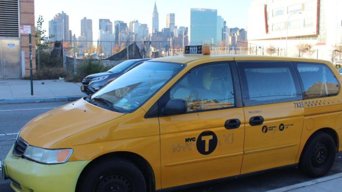 Günstiges Taxi