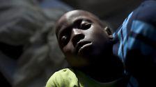 Seuche breitet sich aus: Haiti im Griff der Cholera