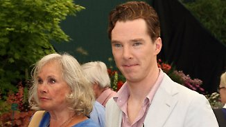 Promi-News des Tages: Cumberbatch-Mutter beklagt Wesensänderung ihres Sohnes