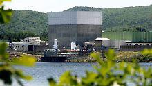 An das gehackte Stromnetz in Vermont ist auch das Kernkraftwerk Vermont Yankee angeschlossen.