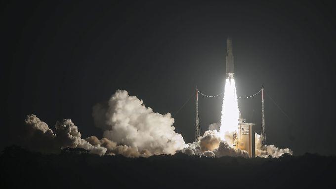 Die Ariane 5 soll in drei Jahren vom Nachfolgemodell Nummer sechs abgelöst werden.