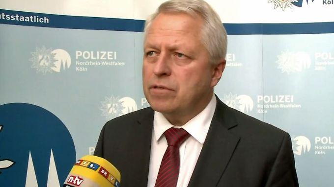"""Kölns Polizeipräsident Mathies: """"Haben drohende Gefahren abgewehrt"""""""