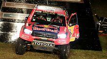 Peterhansel schwächelt noch: Al-Attiyah gewinnt Dakar-Auftakt