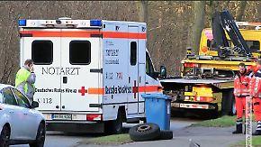 Sabotageverdacht bei mehreren Wagen: Hamburger Rettungswagen verliert Hinterrad während Einsatzfahrt