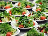 Deutlich mehr Frauen als Männer: Vier Prozent der Deutschen sind Vegetarier