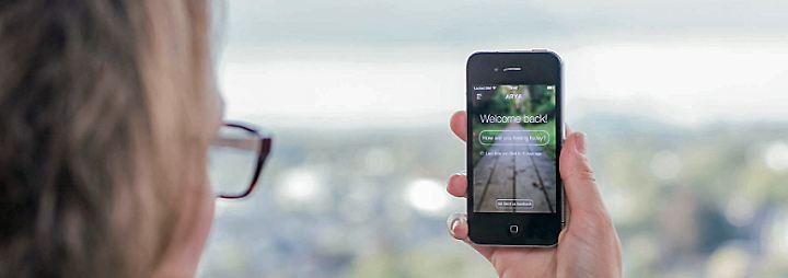Für SO_Startup Weekend: Für SO_Depressive junge Frau entwickelt Selbsthilfe-App