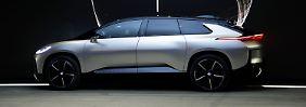 Elektromobilität auf der CES: Faraday FF 91 will Tesla das Fürchten lehren