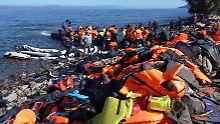 Europol: 15.000 Verdächtige: Gewinne der Schleuser steigen rasant