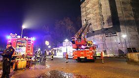 Angeblicher Kirchenbrand in Dortmund: Wie eine Silvestermeldung zur Fake News wurde