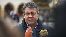 """SPD-Chef will Hassprediger ausweisen: Gabriel fordert """"kulturellen Kampf"""""""