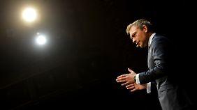 Dreikönigstreffen in Stuttgart: Lindner stimmt FDP auf Wahlkampf ein