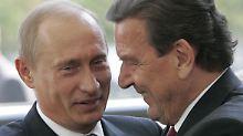 Grund für Putins Trump-Präferenz: Geheimdienste erwähnen Altkanzler Schröder