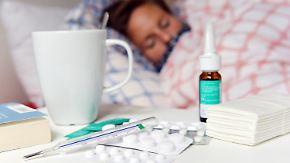 Kälte begünstigt Viren: Grippewelle rollt früher als in den letzten Wintern