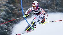 DSV-Damen schwächeln im Slalom: Wenn die Stange plötzlich dein Feind ist ...