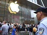Der Börsen-Tag: China verbietet Verkauf von iPhones