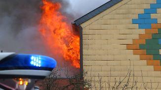 Wohnungsbrand in Schwalbach: Eltern und Sohn kommen im Feuer ums Leben