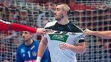 WM-Fans dürfen nur kurz aufatmen: Handball-Übertragung steht auf der Kippe
