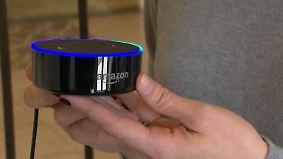 Panne mit Amazons Sprachassistentin: TV-Bericht löst Bestellvorgang bei Alexa aus