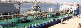Es sprudelt nur so: Libyens Ölrausch bedroht Opec-Pläne