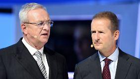 Vertuschung im VW-Abgasskandal?: Kronzeugen des FBI belasten Winterkorn und Diess schwer