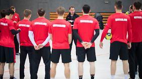"""Die """"Bad Boys"""" fokussieren sich ganz auf die WM und ihren Noch-Trainer Sigurdsson."""